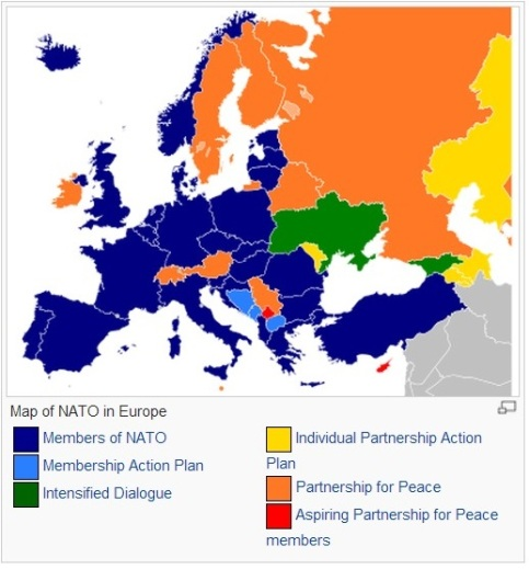 Enlargement of NATO